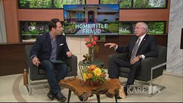 Surprising Former Fbi Agent Warns Of House Stealing Kare11 Com Home Interior And Landscaping Eliaenasavecom