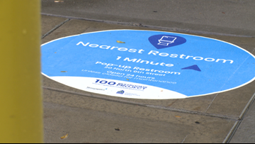 Project focuses on more public restrooms in downtown Minneapolis