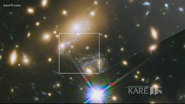 New, distant star discovered by U of M researchers