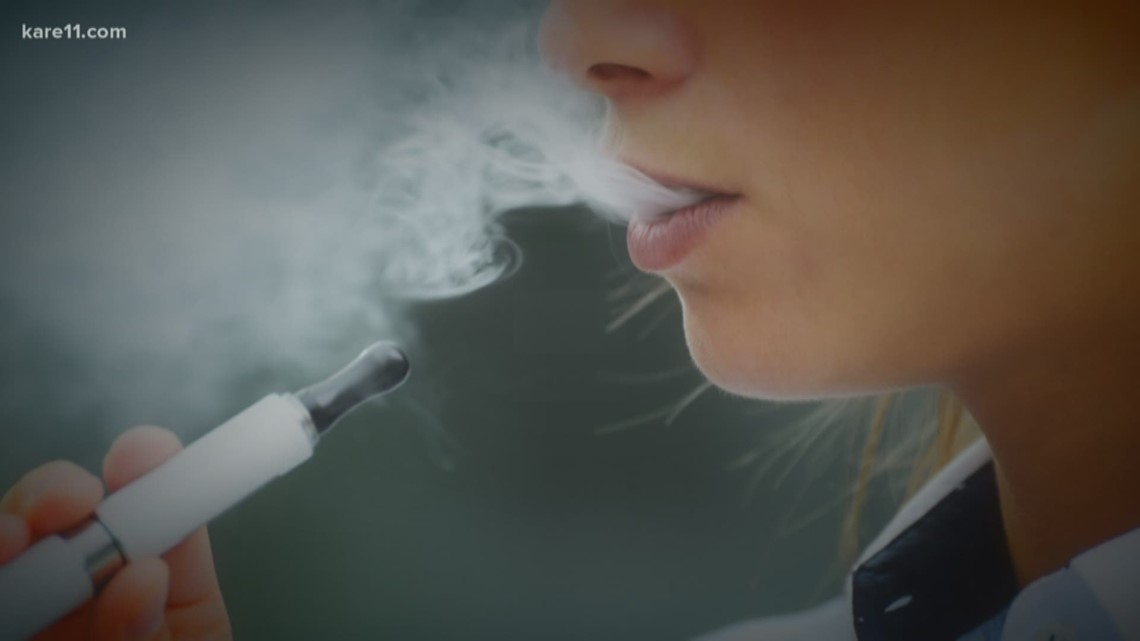 Study: Kids with asthma are more likely to vape