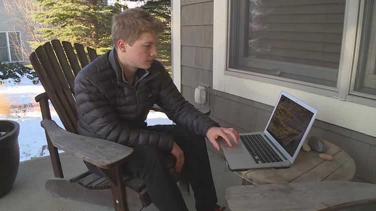 Communities that KARE: Connor Holm