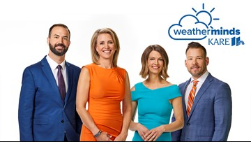 Bring the KARE 11 WeatherMinds team to your school!
