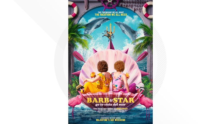 Contest Ended: Free viewing of Kristen Wiig's new movie, 'Barb & Star go to Vista Del Mar'