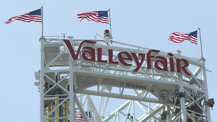 Valleyfair reopens on Saturday, May 22