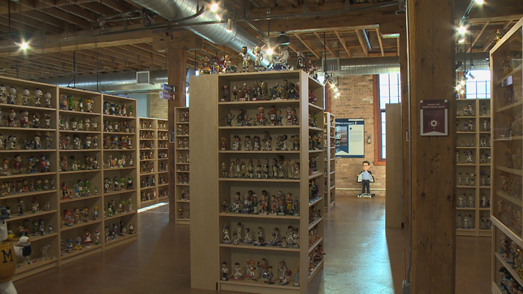 National Bobblehead Museum and Hall of Fame