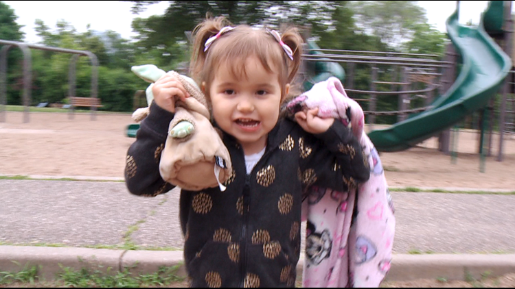 KARE 11 Investigates: Gene therapy drug produces a miracle for Maddy