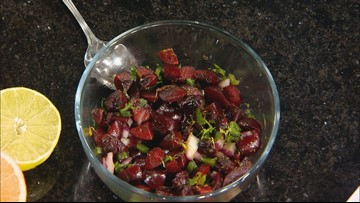 Cooking with cherries: Good for health, AND taste buds