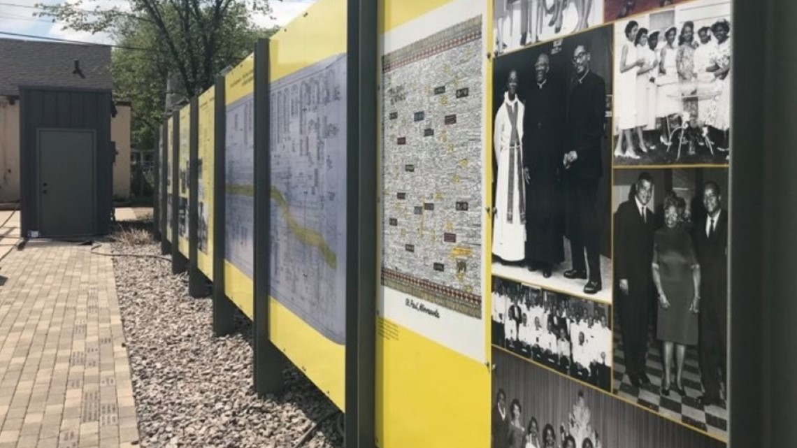 'It's just justice' | Historic Black neighborhood gutted by interstate remembers George Floyd, seeks reconnection