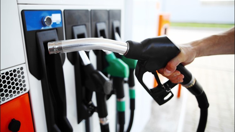 Gas prices on the rise just in time for summer travel season