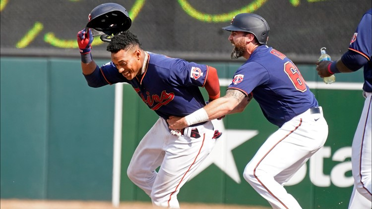 Another walk-off for Polanco; Twins beat Indians 8-7 in 11