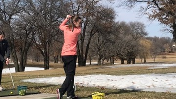 Blaine teenager to play at Augusta National Golf Club