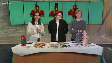 Activities for kids during Thanksgiving