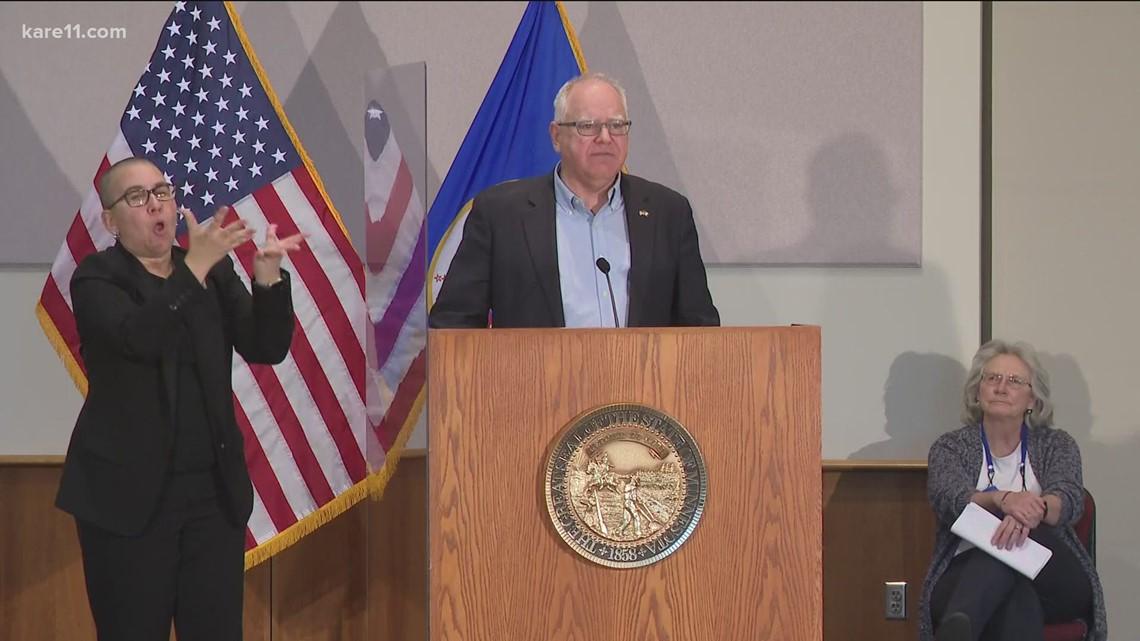 Gov. Walz: Minnesota mask mandate ends Friday