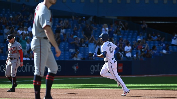 Semien's 40th homer lifts Blue Jays back into playoff spot