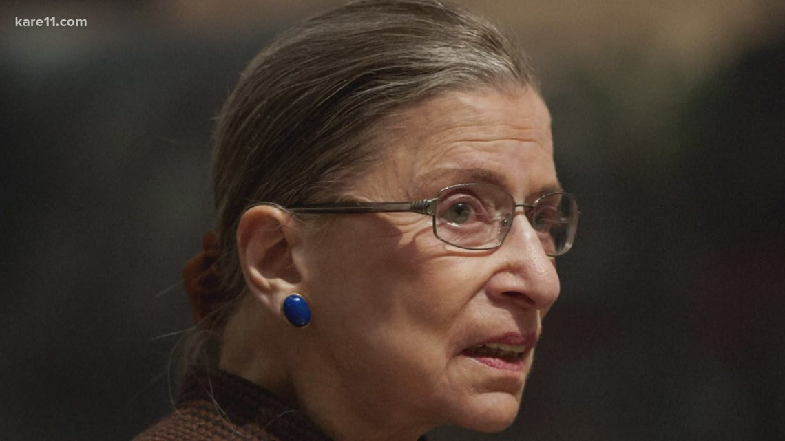 Mitchell Hamline law students remember Ruth Bader Ginsburg