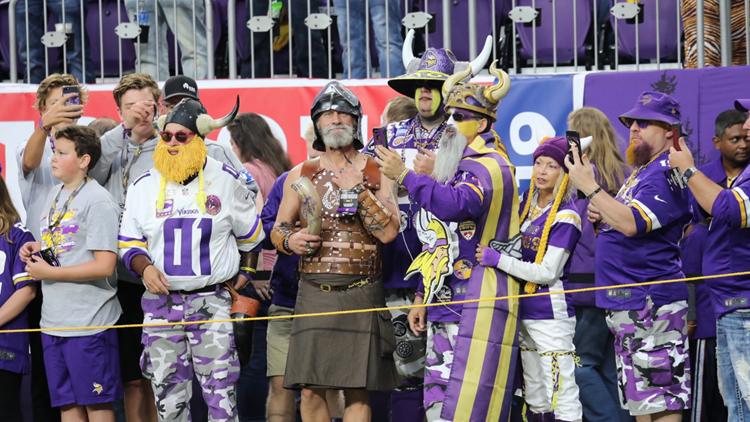 Week 1: Vikings vs. Falcons