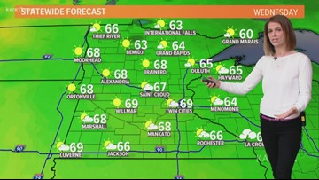 Late morning weather 6-12-2019