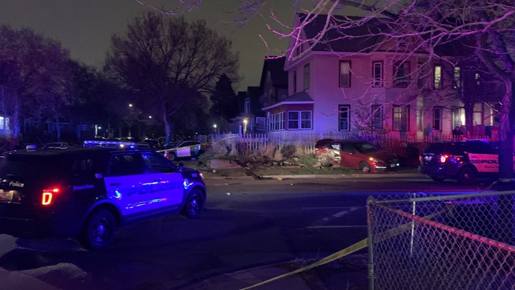 Police find two dead after shooting, crash in Minneapolis