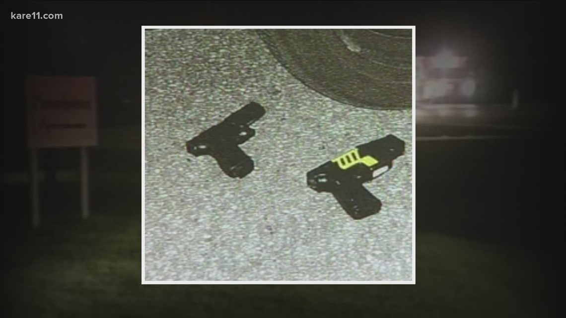 KARE 11 Investigates: A prior gun and Taser police shooting mistake in Minnesota