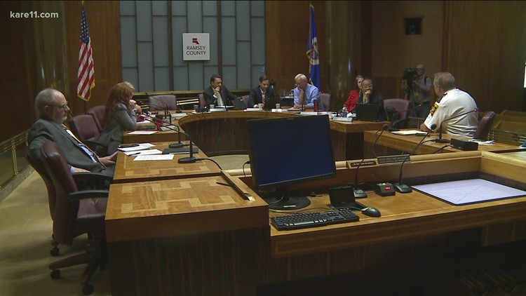 Ramsey County Board members discuss new security plan for Minnesota State Fair
