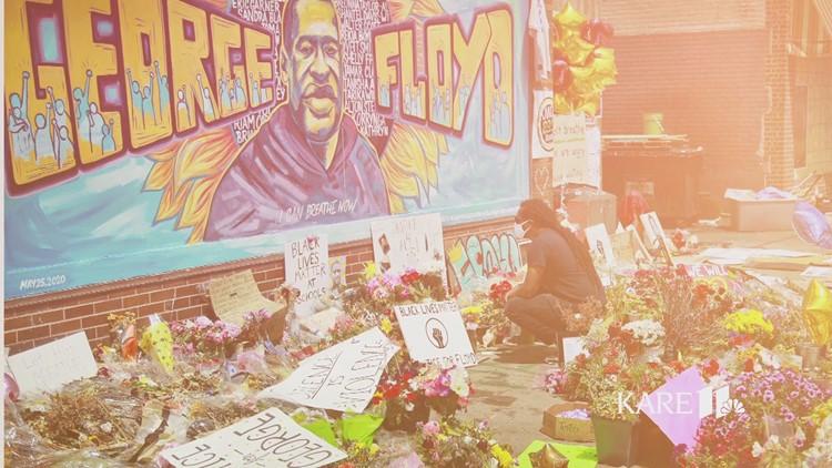 Minnesota Democrats reflect on one year since George Floyd's death