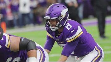 Vikings defeat Falcons, 28-12