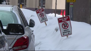 How St. Paul is tackling snowy streets this week