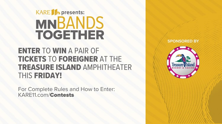 CONTEST ENDED: Live concerts return to Treasure Island Casino on Friday with Foreigner