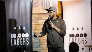 Mystic Lakes hosting 10,000 Laughs Comedy Festival