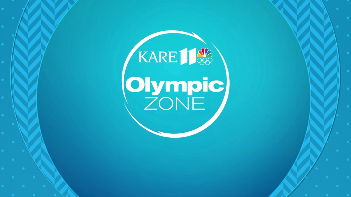 Olympic Zone show for Tuesday, Aug. 3