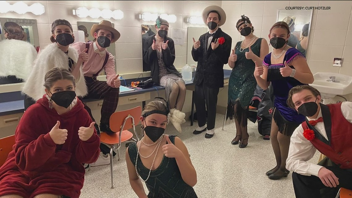 Armstrong theater students create original show to view at home
