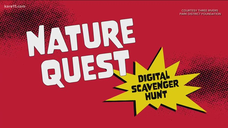 Virtual scavenger hunt features Twin Cities parks