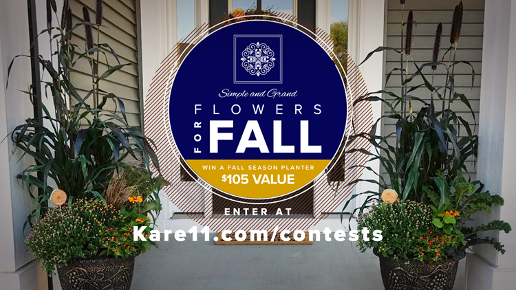Contest Ended: Win Flowers for Fall from Simple and Grand