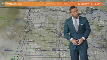 Late morning weather 11-18-2019