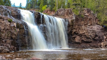 Woman dies after accident at Gooseberry Falls