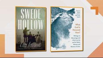 Thought-provoking October offerings challenge bookworms