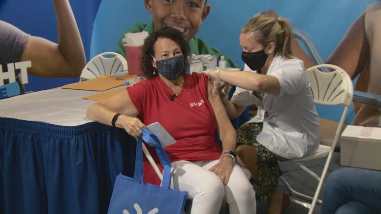 Health Fair 11 at the Fair: Cub Pharmacy gives flu shots