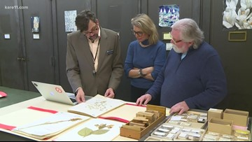 Grow with KARE: Treasure trove discovered at Bell Museum
