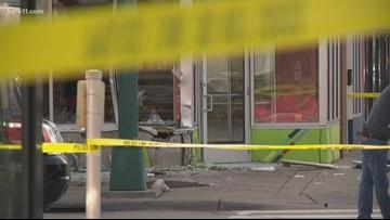 Teen struck by accused carjacker on Lake Street is improving