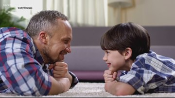 Celebrating what active fathers bring to their children's lives