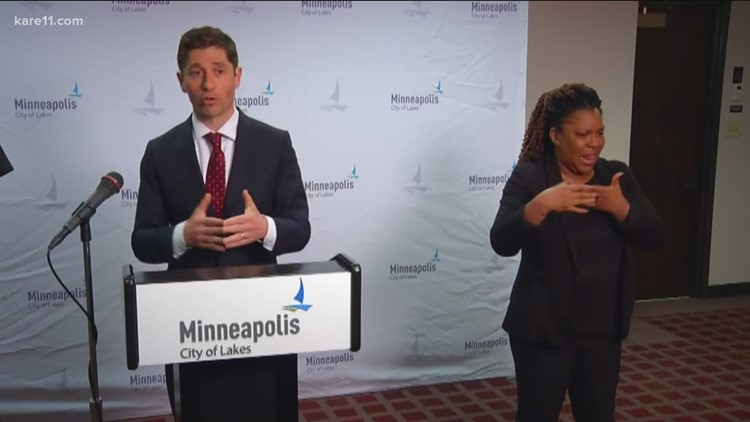 Minneapolis City Council raises concern about Mayor Frey's approval of Agape Movement contract