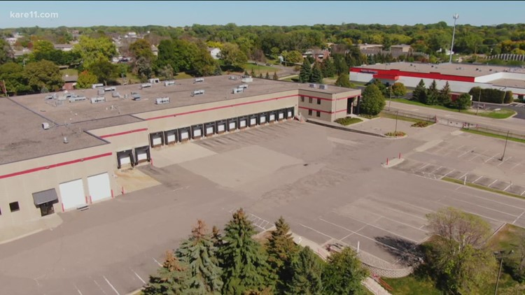 Minnesota selling warehouse envisioned as backup morgue