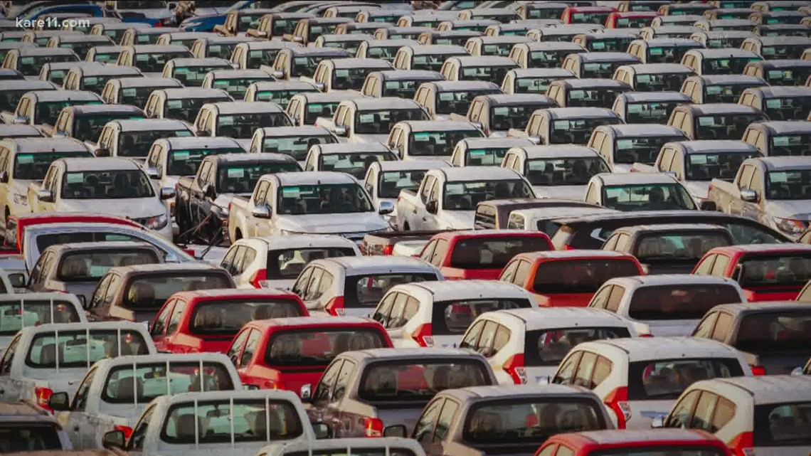Used vehicles worth more than ever as new car inventories near bottom
