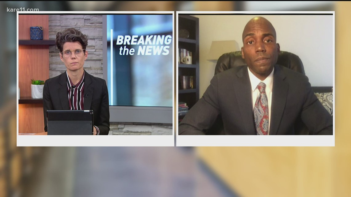 Dr. Yohuru Williams discusses the path ahead after Daunte Wright funeral