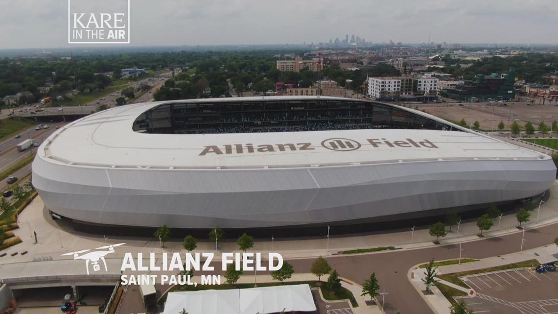 KARE in the Air: Allianz Field