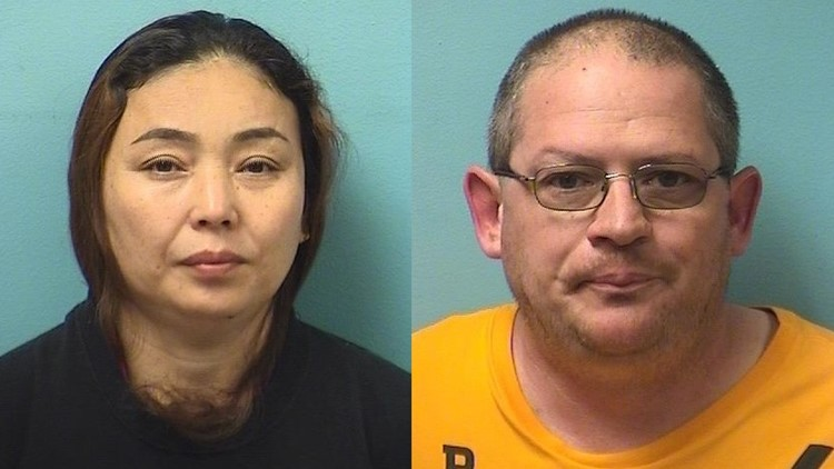 Central MN couple charged with sex trafficking