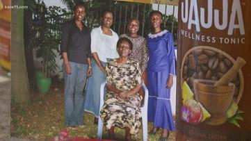 MN man starts business inspired by grandma's tonic recipes in Uganda