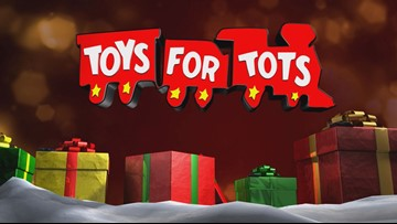 Volunteers needed at the Toys for Tots Warehouse