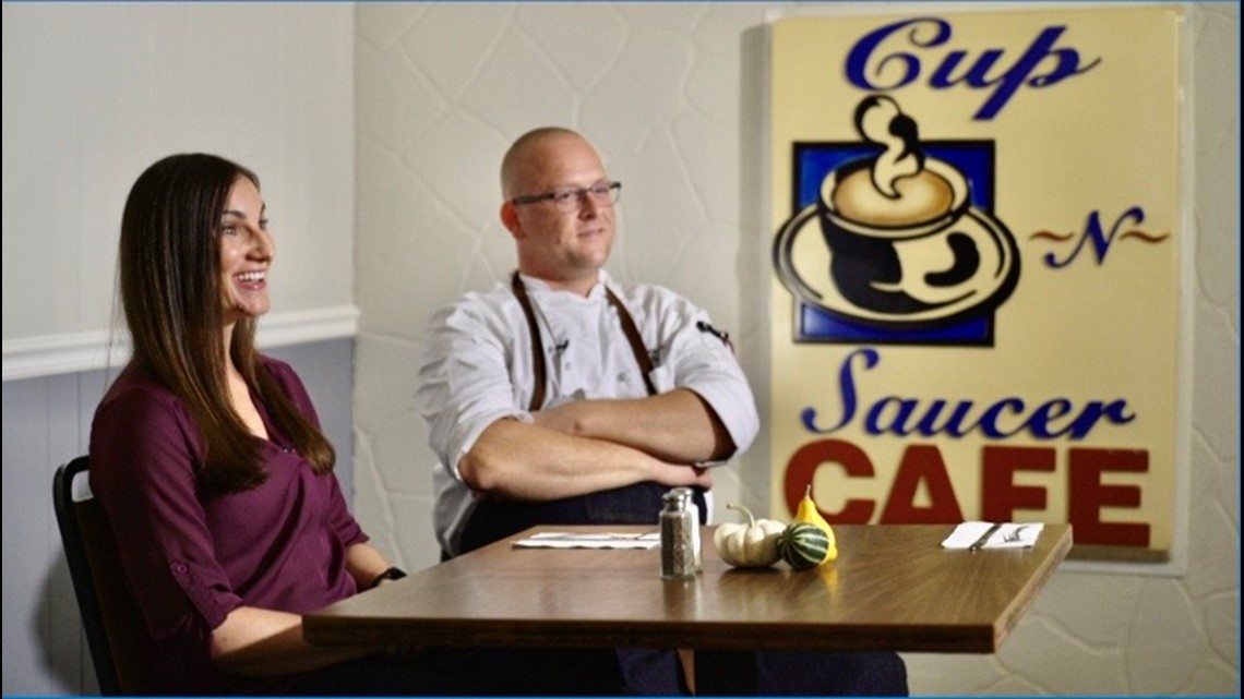 Couple wins cafe, changes the flavor of small town dining