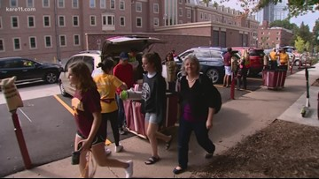 U freshman enrollment may be largest in 50 years
